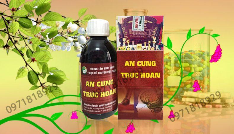 Thuốc an cung trúc hoàn - Nguyễn Quý Thanh