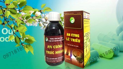 An cung trúc hoàn - Nguyễn Quý Thanh