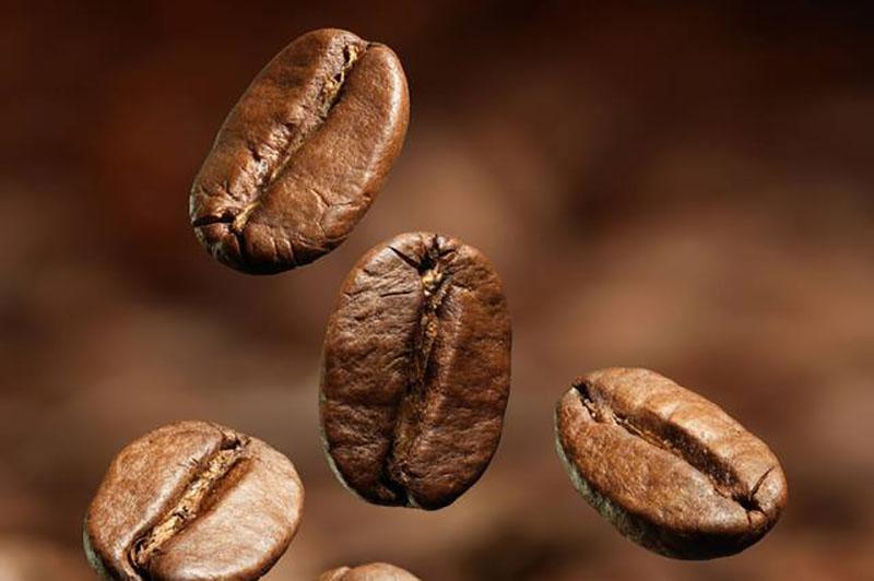 Hạt cà phê!