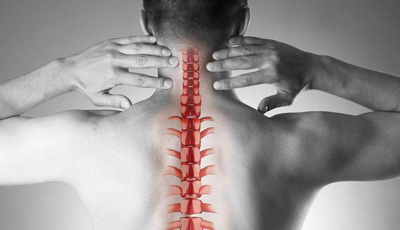 Massage trị liệu đau lưng đau thần kinh toạ!