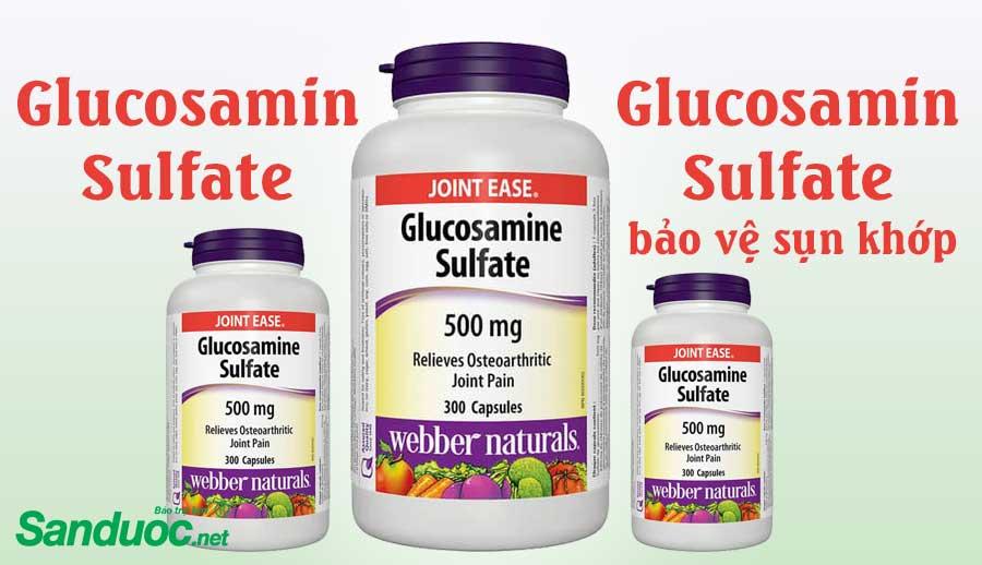 Glucosamine Sulfate 500mg