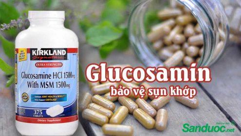Glucosamine HCL Kirkland