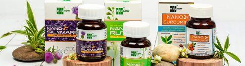 Bộ sản phẩm Nano Rutin và Nano Silymarin của OIC
