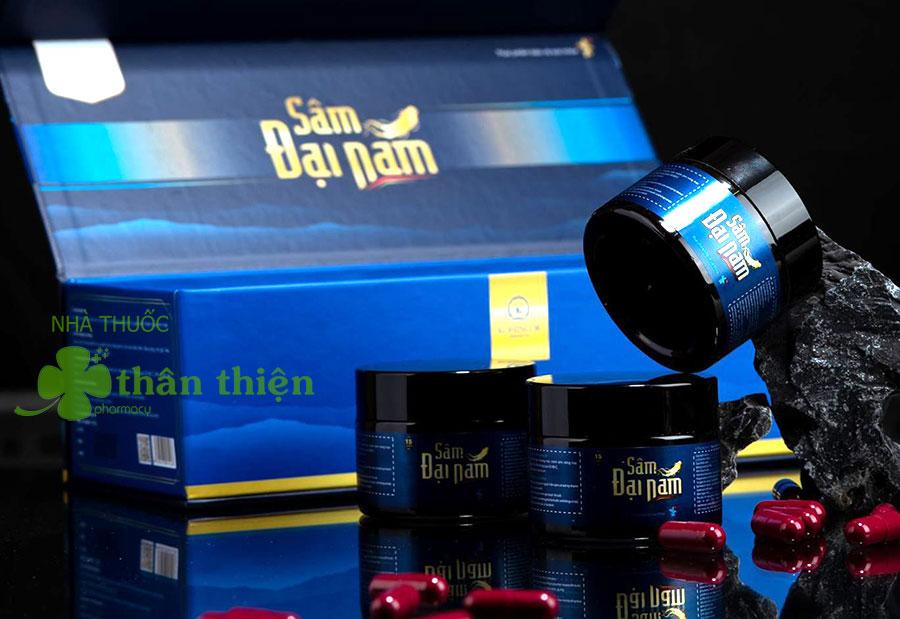 Reviews Sâm Đại Nam, bộ sản phẩm đang hot nhà Kohinoor đang bán trên thị trường!