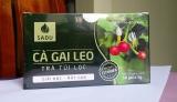 Trà cà gai leo – Đánh giá về trà cà gai leo của SADU dùng giải độc gan!